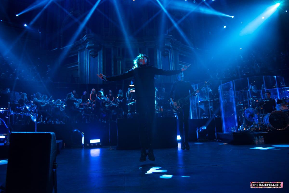 BMTH - Royal Albert Hall-3