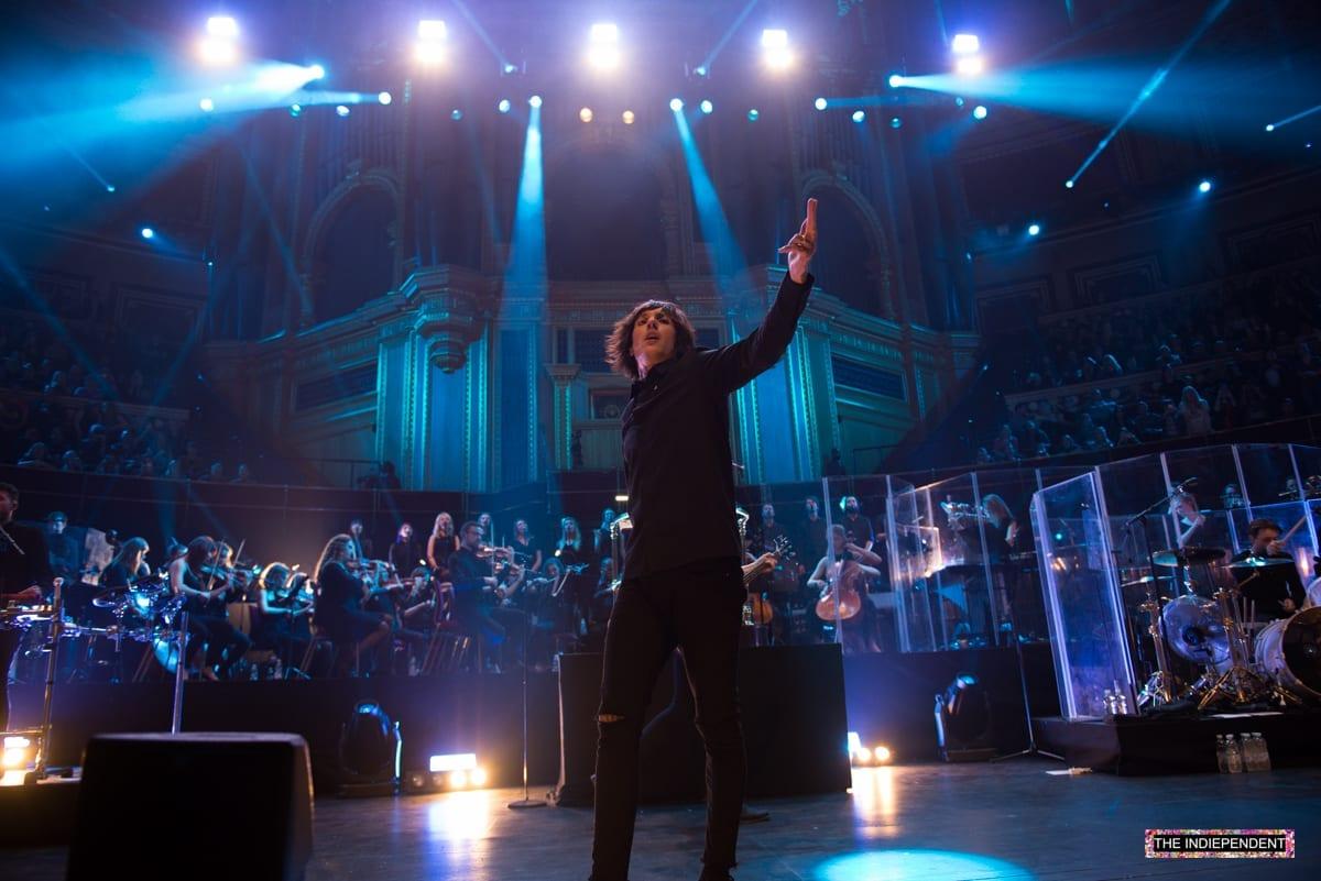 BMTH - Royal Albert Hall-5