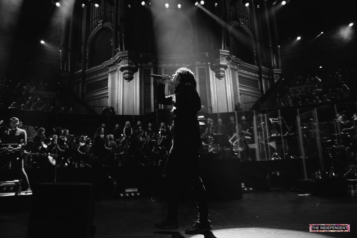 BMTH - Royal Albert Hall-7