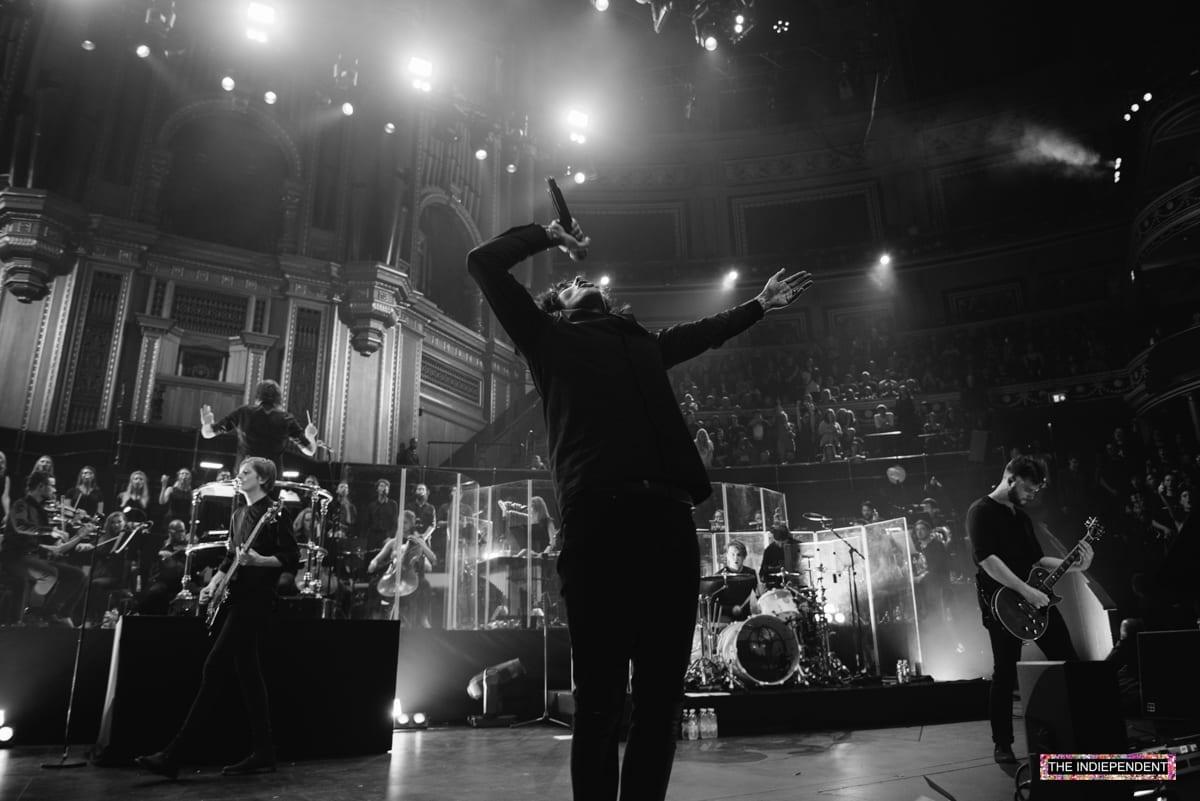 BMTH - Royal Albert Hall-9