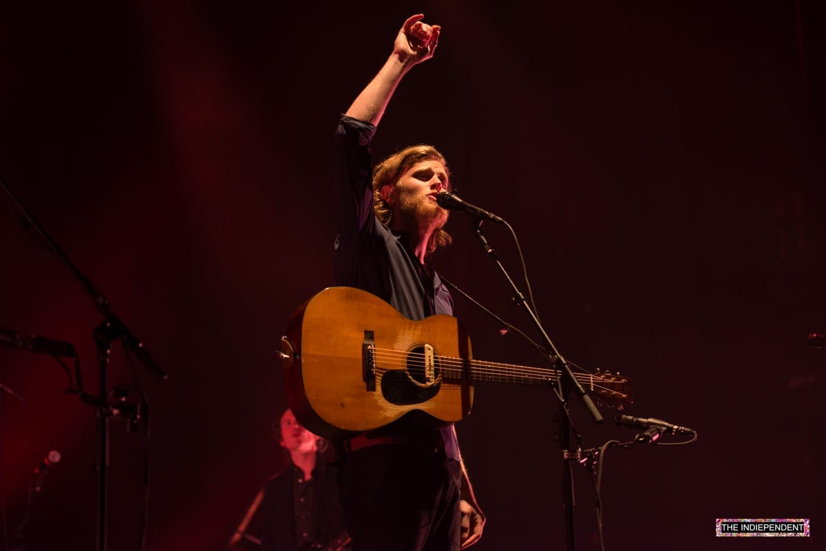 Live Review: The Lumineers // O2 Academy, Brixton 24.04.16