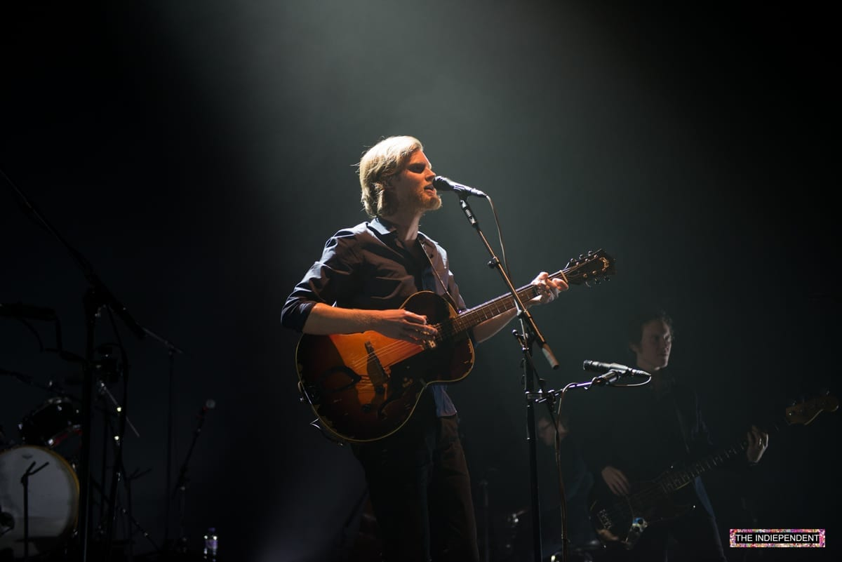 See our pictures of The Lumineers' O2 Academy Brixton show here.
