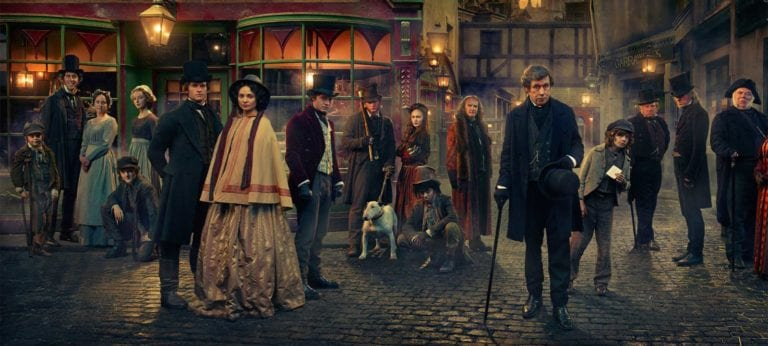 TV News: BBC One's Dickensian Cancelled