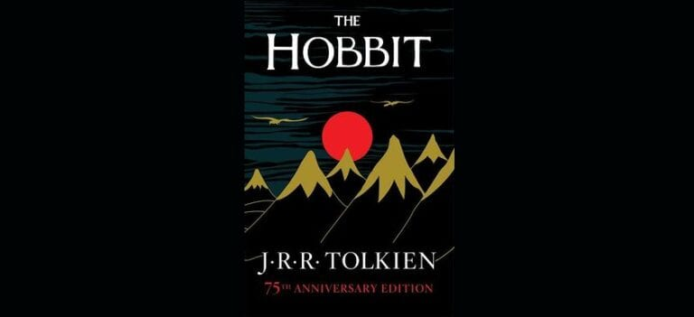 Book By My Bedside: The Hobbit // J.R.R Tolkien