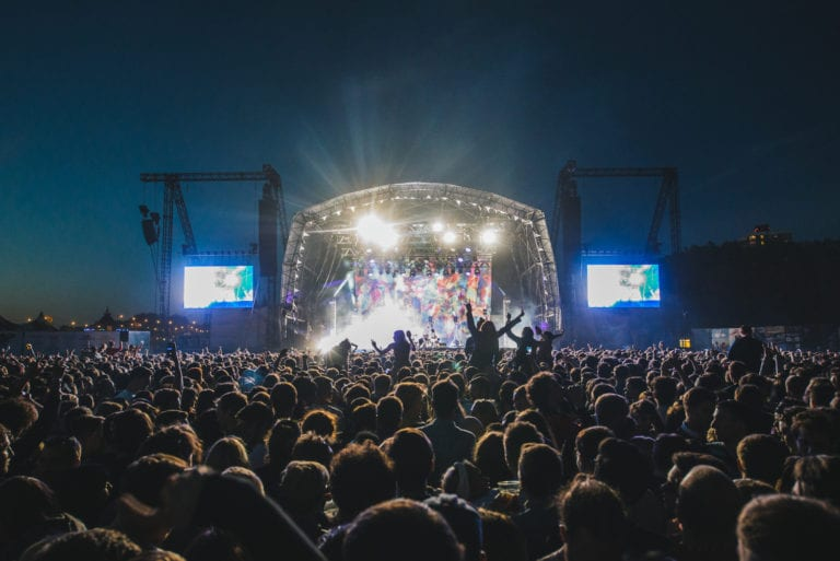 First Names Announced For Field Day Festival 2017