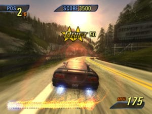 Burnout 3 (high speed)