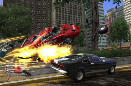 Gaming Glories: Burnout 3: Takedown