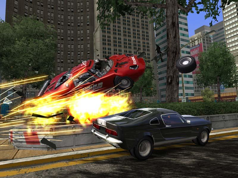Gaming Glories: Burnout 3: Takedown