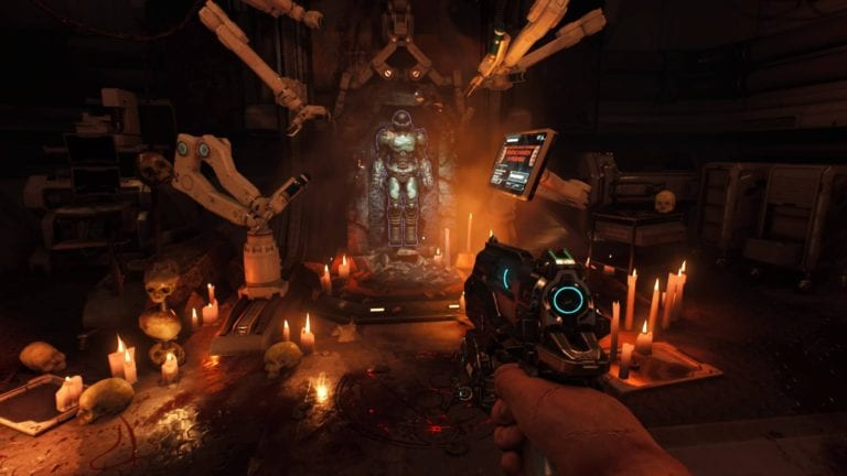 Game Review: Doom (PS4)