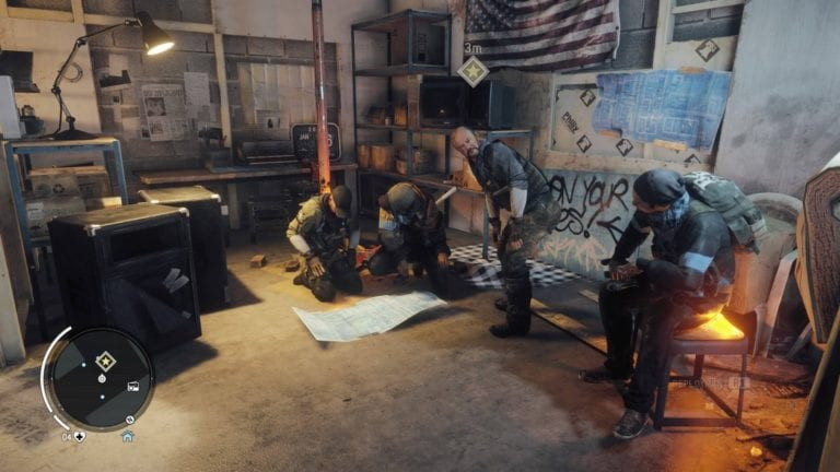 Game Review: Homefront: The Revolution