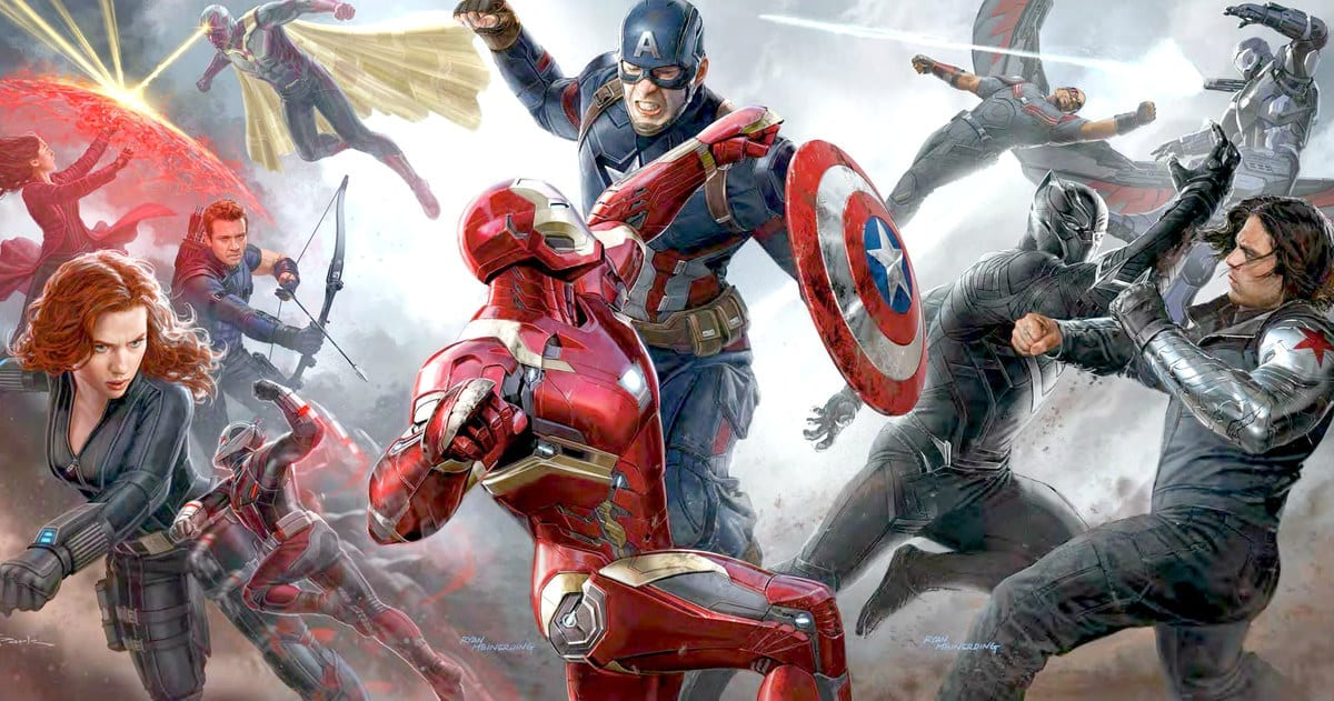 Film Review: Captain America: Civil War