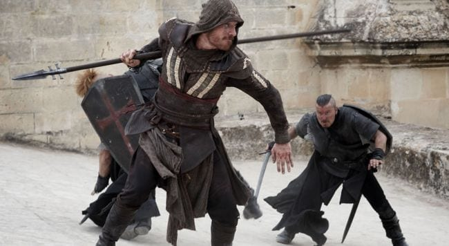 Film News: First Assassin's Creed Trailer Released