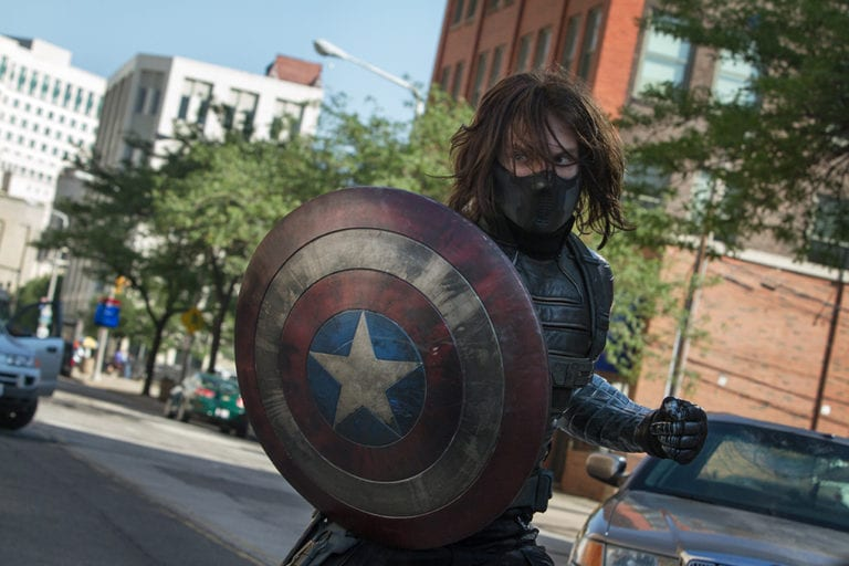 Movie Monday: Captain America: The Winter Soldier