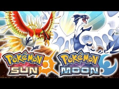 Gaming News: Pokemon Sun and Moon 3DS XL Announced