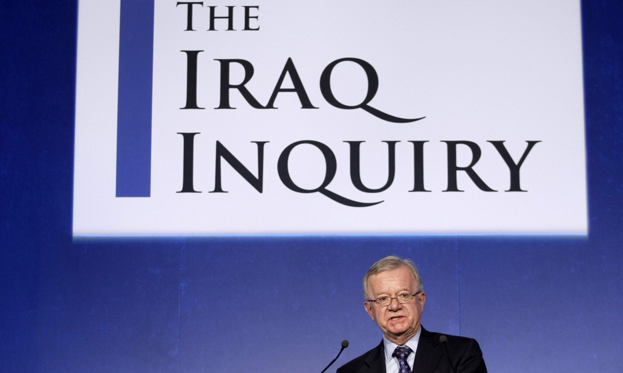 Six years on: the Chilcot Report to be released