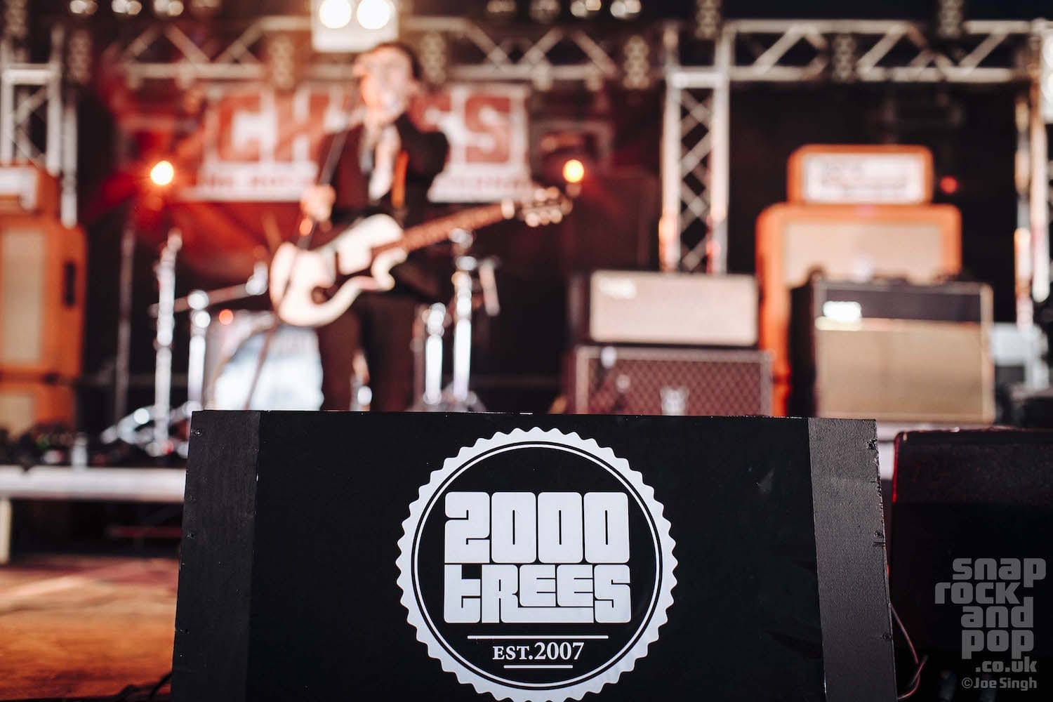 10 Acts To Catch At 2000trees 2016
