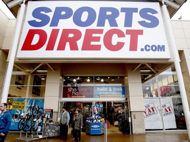 Sports Direct: A catalogue of failures?