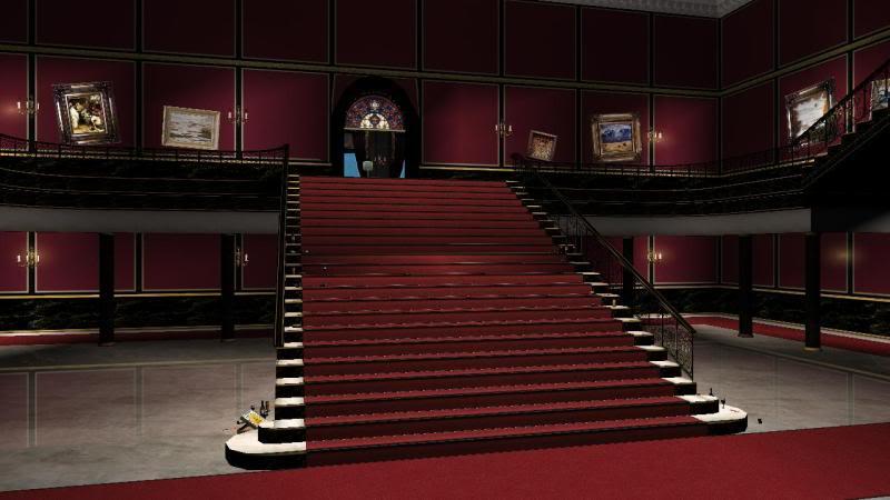 Vice City mansion interior