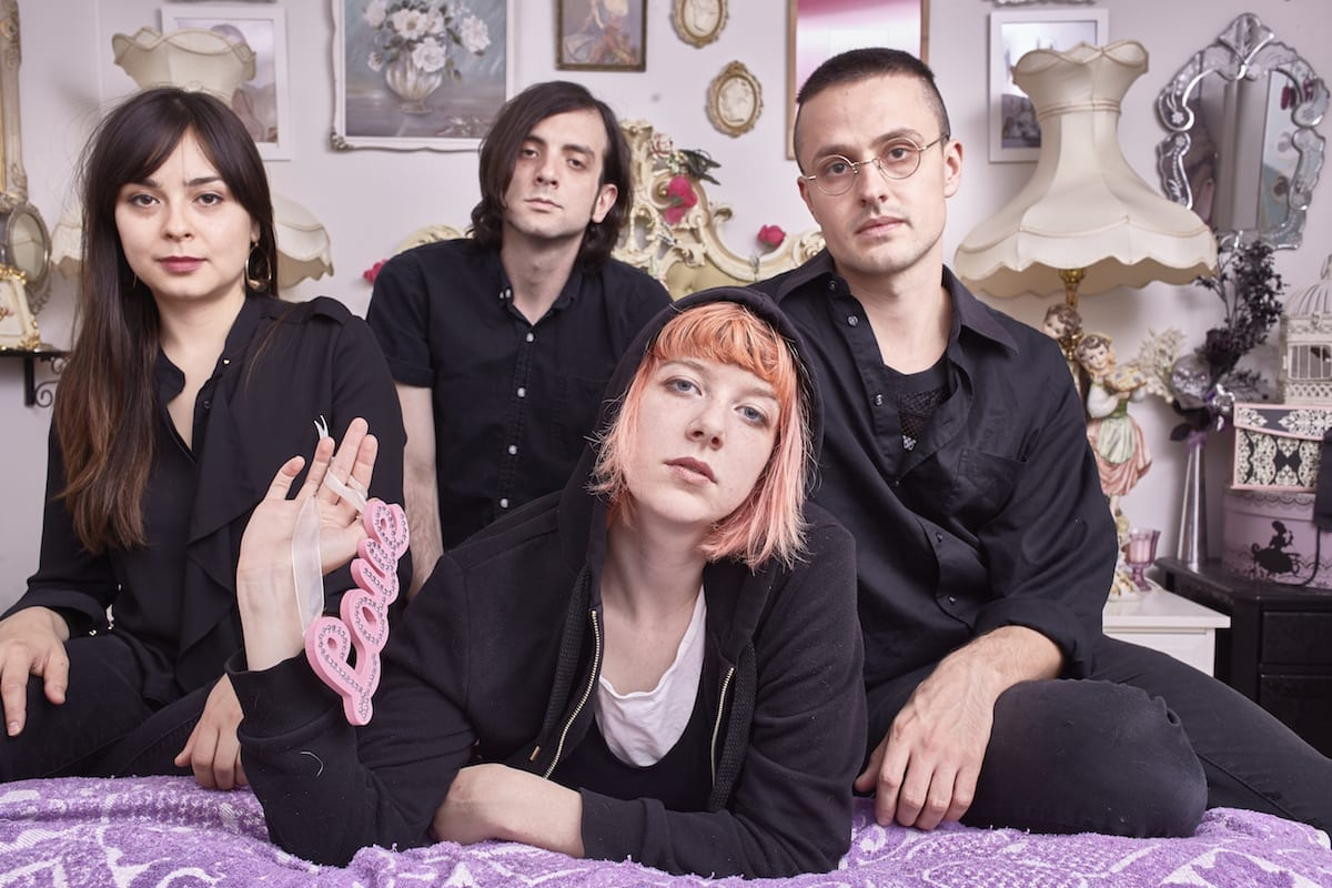 Live Review: Dilly Dally // The Forum, Tunbridge Wells – 09.06.16