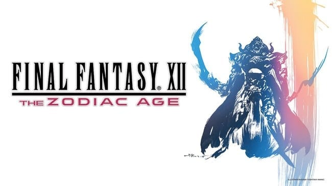 Gaming News: Final Fantasy XII Remaster Announced