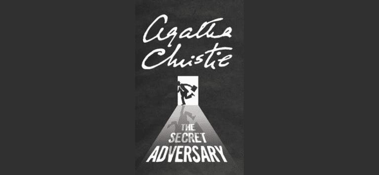 Book By My Bedside: The Secret Adversary // Agatha Christie