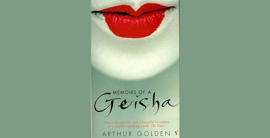 Book By My Bedside: Memoirs of a Geisha // Arthur Golden