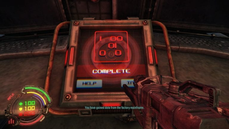 Game Review: Hard Reset Redux
