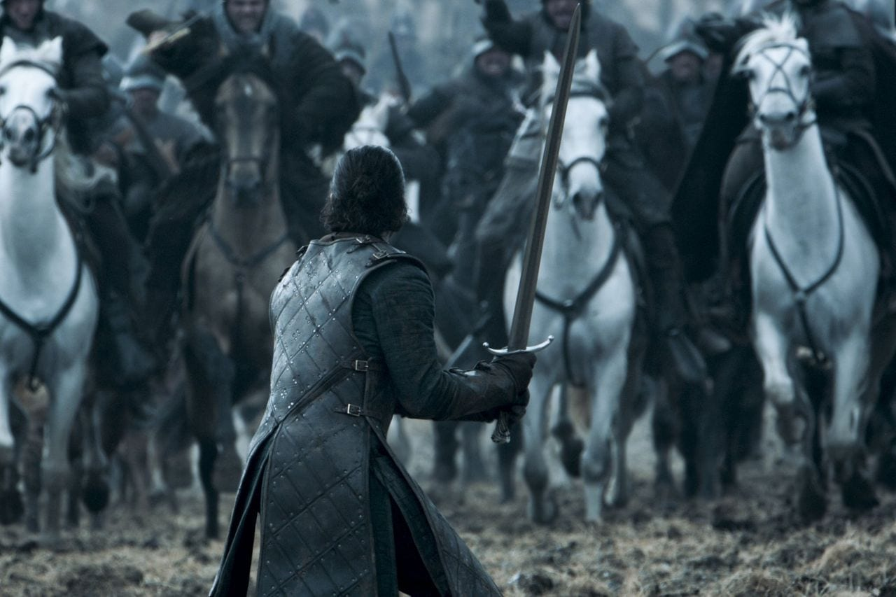 TV Review: Game of Thrones // Battle of the Bastards