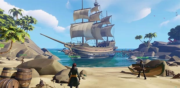 Gaming News: E3 2016 – Sea of Thieves Delayed