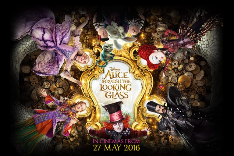 Film Review: Alice Through The Looking Glass