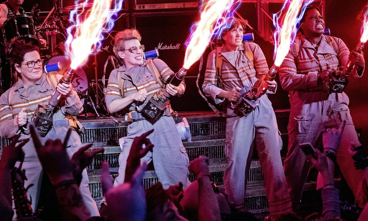 Film News: Shining Reviews for Ghostbusters reboot