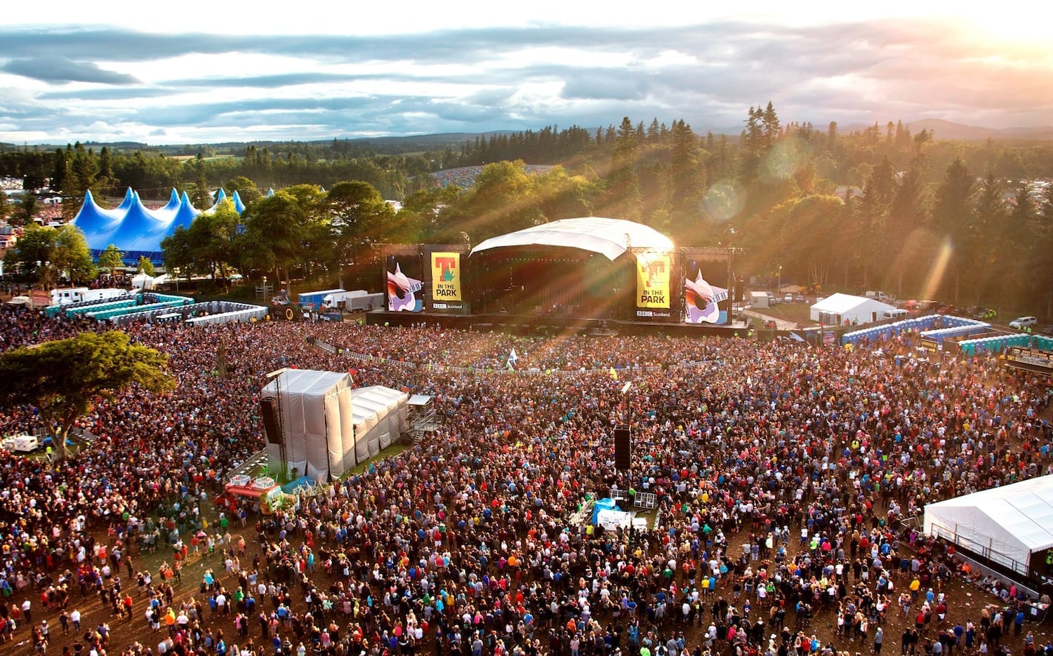 Festival Review: T in the Park 2016 // Day 3