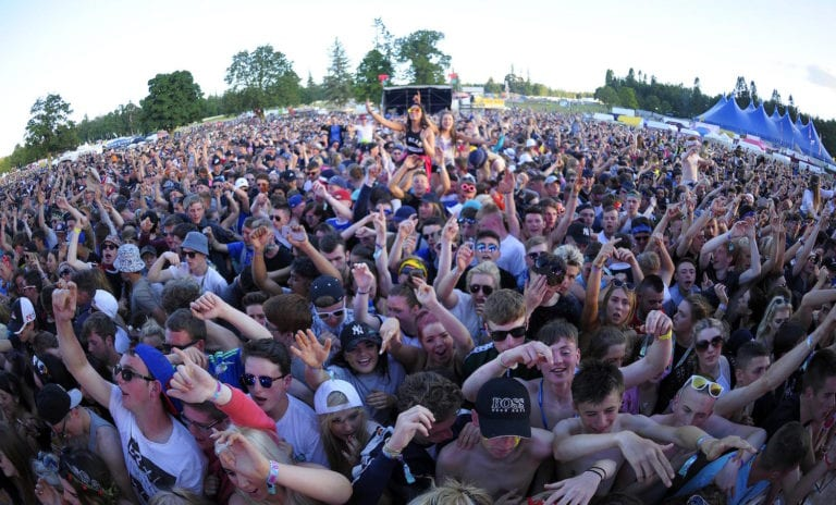 Festival Review: T in the Park 2016 // Day 2