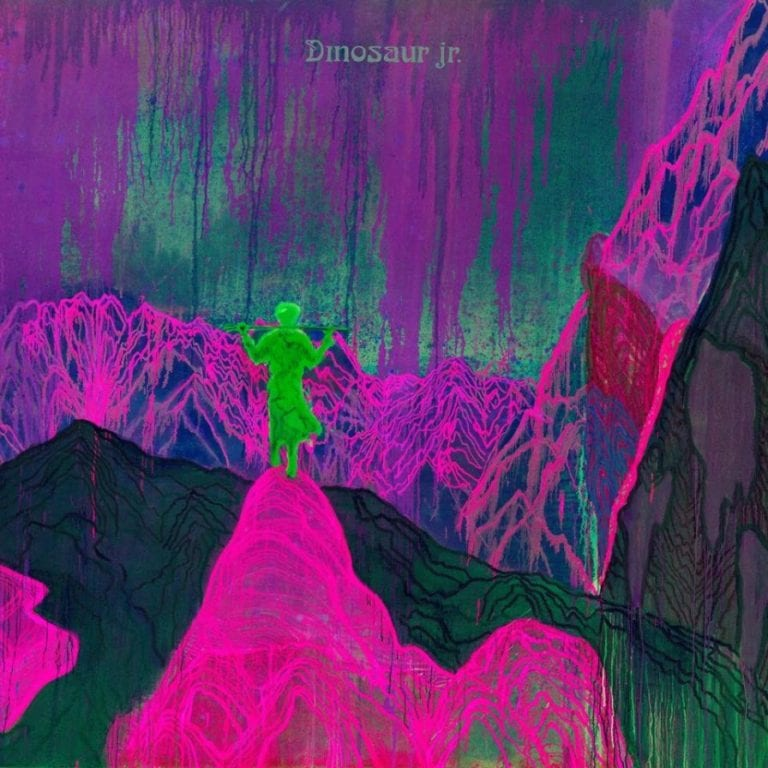 Album Review: Give A Glimpse Of What Yer Not // Dinosaur Jr.