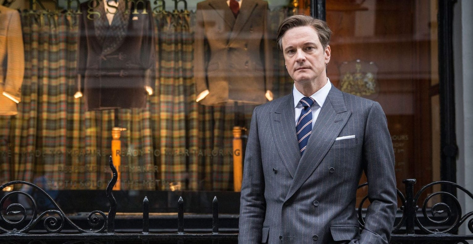 Film News: Colin Firth to return for Kingsman sequel