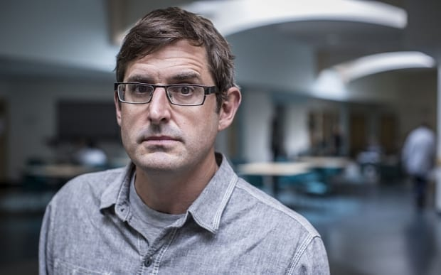 Louis Theroux: Britain's Newest National Treasure?