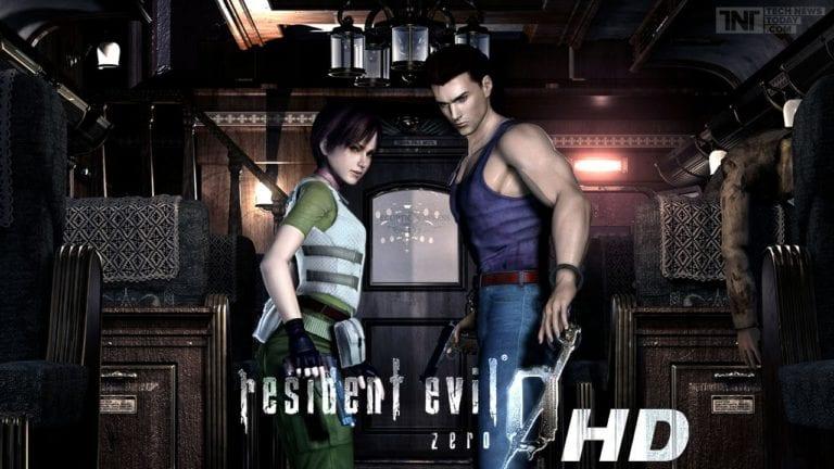 Gaming Glories: Resident Evil: Zero (Vol. 1, Iss. 4)