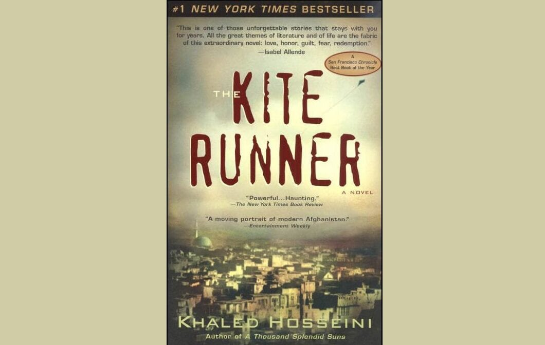 Book Review: The Kite Runner // Khaled Hosseini