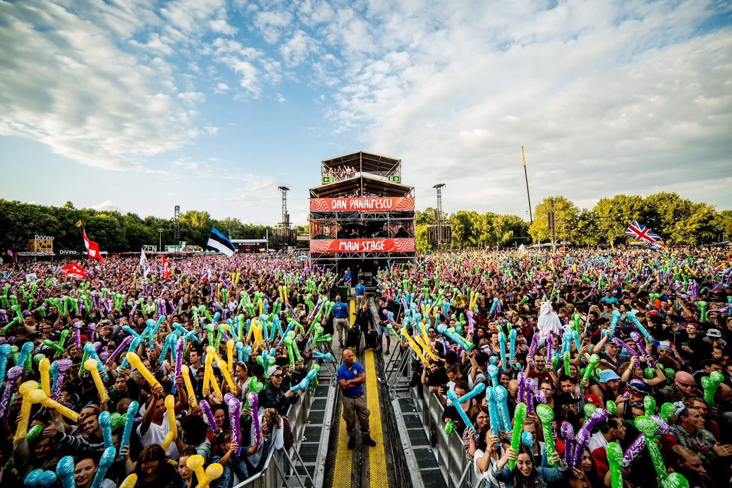 Festival Report: Sziget Festival 2016 // Day 2