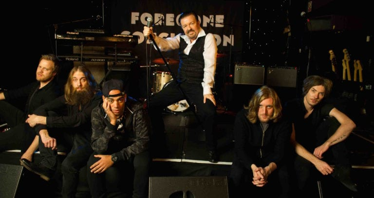 Album Review: Life On The Road // David Brent & Foregone Conclusion