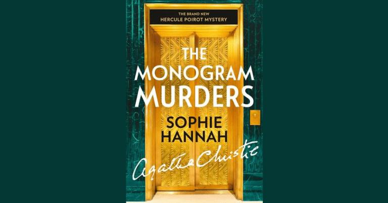 Book Review: The Monogram Murders // Sophie Hannah