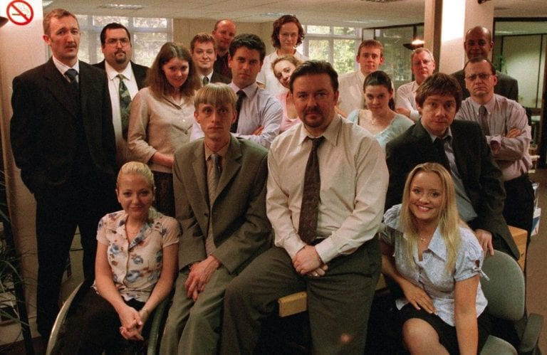 The Real Star Of 'The Office' (And It's Certainly Not Brent)