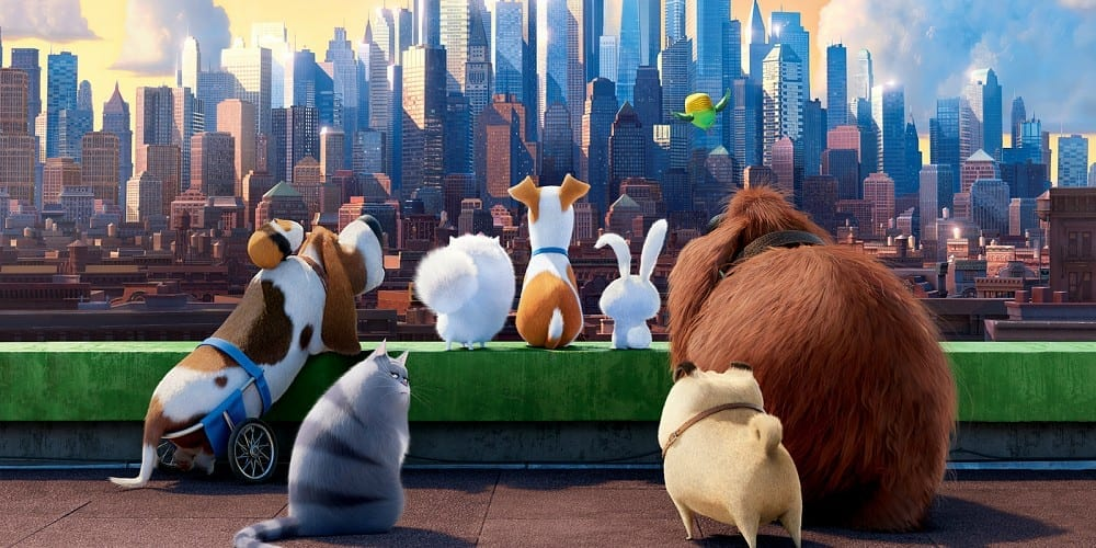 Film News: Sequel to 'The Secret Life of Pets' Announced