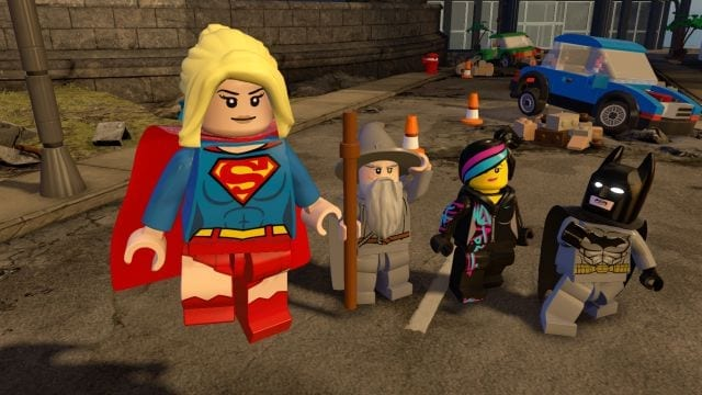 Gaming News: Supergirl Announced for Lego Dimensions