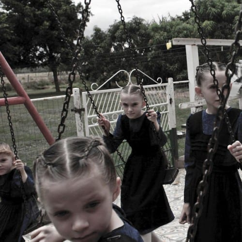 Album Review: Amnesty (I) // Crystal Castles