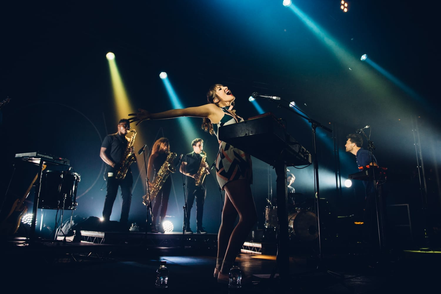 Gallery: Oh Wonder // Roundhouse, London – 13.09.16