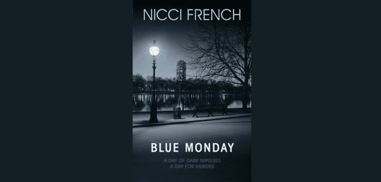 Book Review: Blue Monday // Nicci French