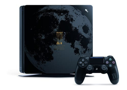 Gaming News – TGS 2016: Final Fantasy XV PS4 Console Announced