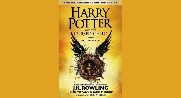 Book Review: Harry Potter and the Cursed Child // J.K. Rowling