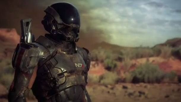 Gaming News: Bioware Launch Mass Effect Voice Contest